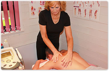 Massage and rehabilitation specialists for sports injuries, Kent